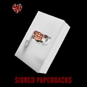 Signed Paperbacks
